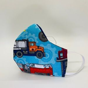 Other - 🛺🚚Kids truck face mask🛺🚛